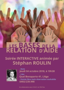 A3 - Soiree BASES RELATION d'AIDE - oct 2018